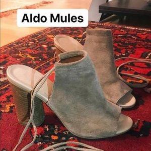 ALDO Mules